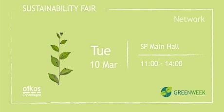 Green Week: Sustainability Fair tickets