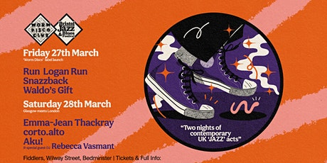Worm Disco Club x Bristol Jazz Fest: 'Worm Discs' Label Launch tickets