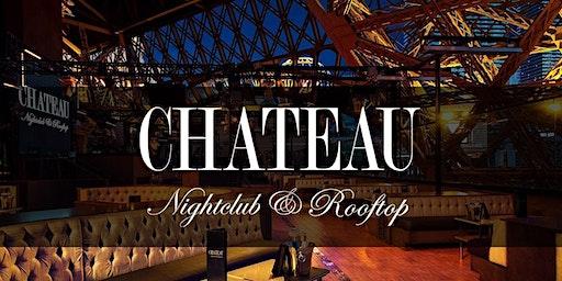CHATEAU NIGHTCLUB - LAS VEGAS
