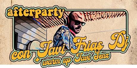 Afterparty Disco Confessions: Javi Frias Dj + Warm Up Javi Senz entradas