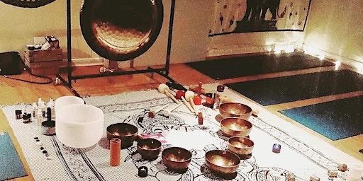 Sound Healing & Gong