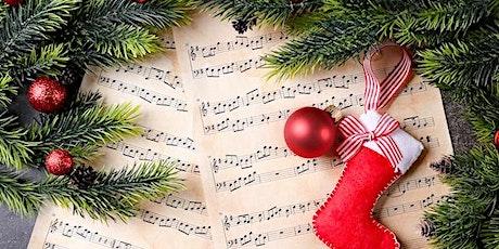Christmas Carols & Afternoon Tea tickets