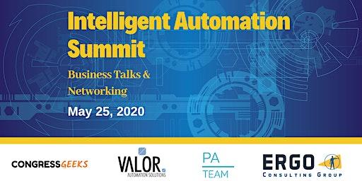 Intelligent Automation Summit - Israel 2020