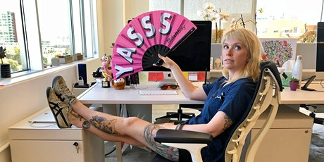 Ueno SF Chatty Hour with Linzi Berry, Design Systems Manager at Lyft tickets