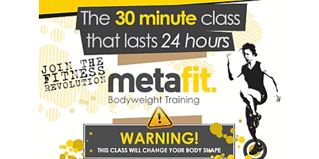 STAFF FITNESS - High Intensity Interval Training // Bodyweight Session tickets