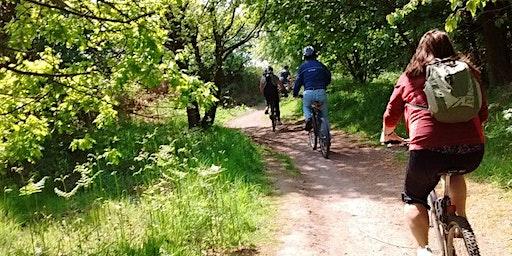 Social Bike Ride - Saints