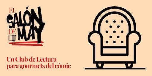 El Salón de May: Medias langostas | Club de Lectura Novela Gráfica
