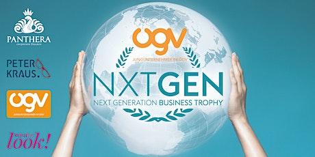 VERSCHOBEN//  Next Generation Business Trophy / Forum Jungunternehmer im ÖGV tickets