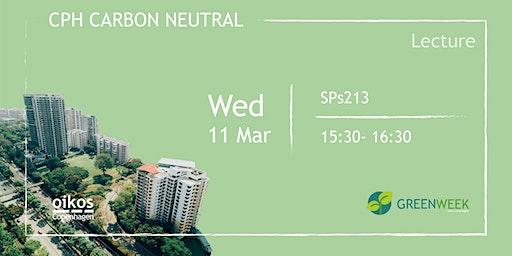 Green Week: Copenhagen Carbon Neutral