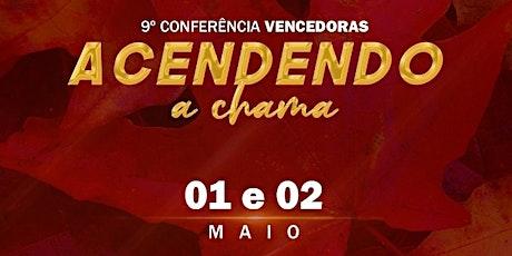 9° CONFERÊNCIA  VENCEDORAS 2020 ingressos