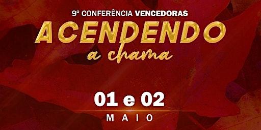 9° CONFERÊNCIA  VENCEDORAS 2020