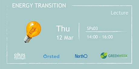 Green Week: Energy Transition tickets