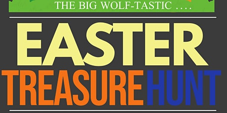 "West Lothian Wolves ""Wolf-tastic Easter Treasure Hunt"" 2020 tickets"