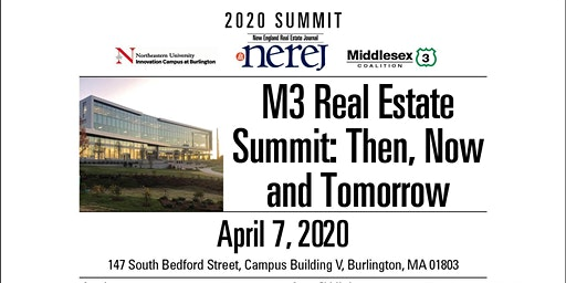 M3 Real Estate Summit: Then, Now and Tomorrow