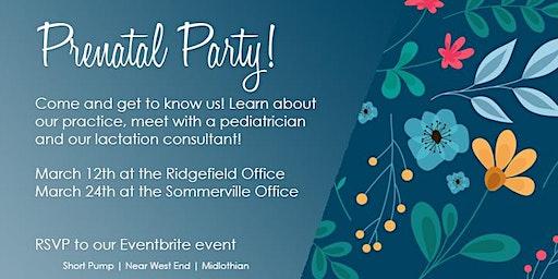 Prenatal Party (Ridgefield)