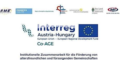 Co-AGE Fachtagung im Stift Vorau, Startveranstaltung tickets