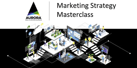 Marketing Strategy Masterclass tickets
