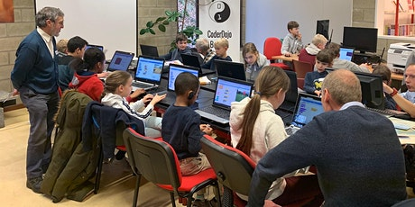 CoderDojo bib Overijse 14/03/2020 tickets