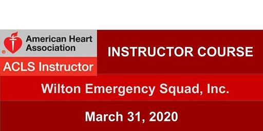ACLS Instructor Course