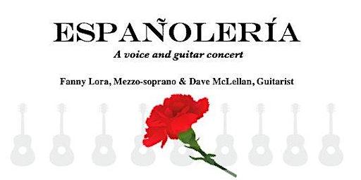 Españolería - voice and guitar concert
