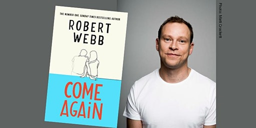 Robert Webb in conversation
