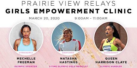 Prairie View Relays Girls Empowerment Clinic tickets