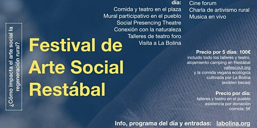 Festival de Arte Social Restábal