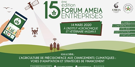 Forum AMEIA-Entreprises: 15ème édition billets