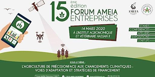 Forum AMEIA-Entreprises: 15ème édition