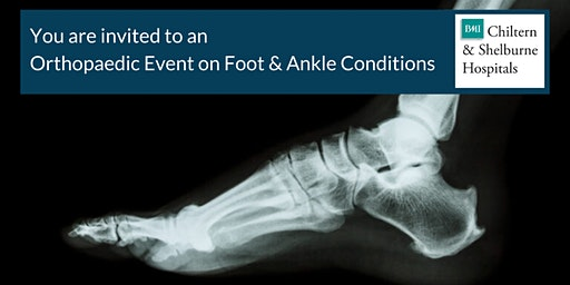 Treatment & Management of Foot & Ankle Conditions