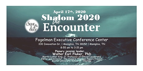 Shalom Conference 2020 - The Encounter tickets