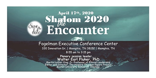 Shalom Conference 2020 - The Encounter