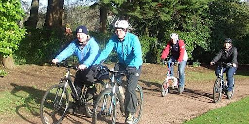 Social Bike Ride - Heritage Plaque Track
