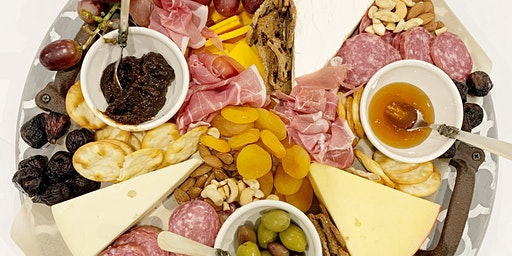 The Art of Charcuterie - DIY Painted Charcuterie Boards