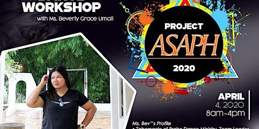 PROJECT ASAPH-Dance Workshop