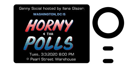 Genny Social hosted by Ilana Glazer.  Music by LUV tickets