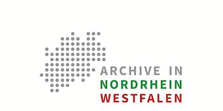 Workshop für Teilnehmer*innen an archive.nrw Tickets