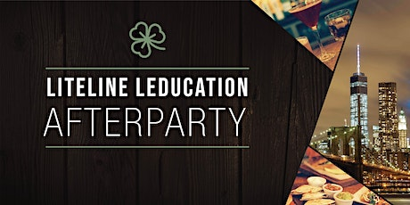 Liteline's LEDucation  Afterparty tickets