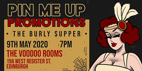 The Burly Supper tickets