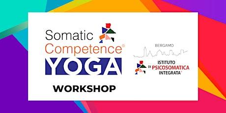 Somatic Competence® Yoga | Workshop Bergamo biglietti