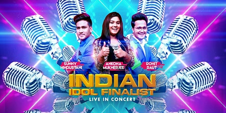 Indian Idol 11 Live in Concert tickets