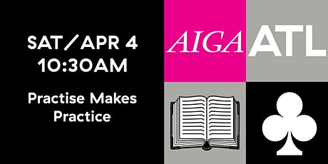 AIGA ATL Book Club -  APR 2020 tickets