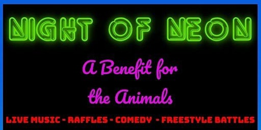 Night of Neon: A Benefit for the Animals