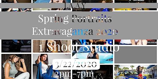 Spring Portrait Extravaganza 2020
