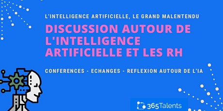 Conférence - Intelligence Artificielle, le grand malentendu billets
