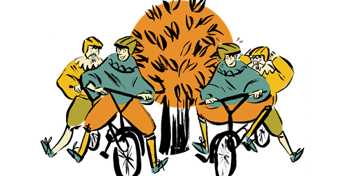 'The Comedy of Errors' performed by The Handlebards