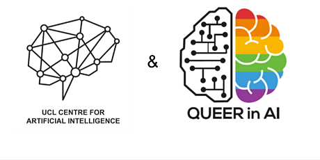 UCL AI Centre & Queer in AI: LGBTQ History Month Celebration tickets