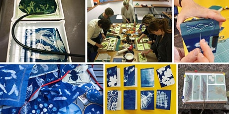 Cyanotype & Bookbinding Workshop tickets