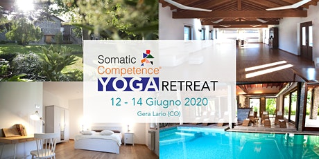 Somatic Competence® Yoga | Summer Retreat 2020 biglietti