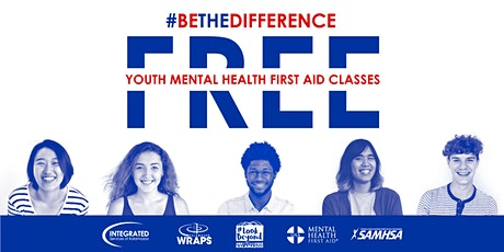 YOUTH Mental Health First Aid: September 18, 2020 at ISK tickets